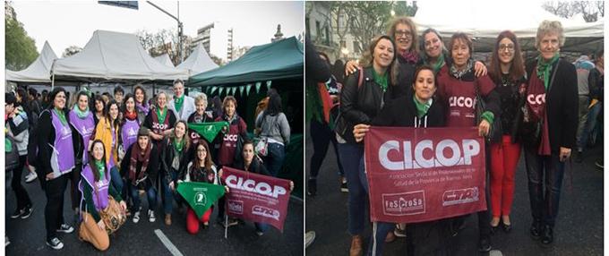 CICOP - Día de Acción Global por el Aborto Legal, Seguro y Gratuito